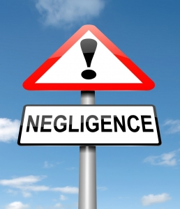 introduction to contributory negligence in a personal injury case